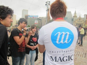 Learn magic tricks and how to be likeable